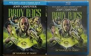 Body Bags Blu Ray Dvd 2 Disc Collectors Edition + Very Rare Oop Slipcover Sleeve