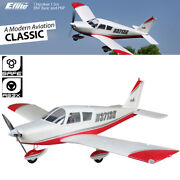 E-flite Efl5450 Cherokee 1.3m Bnf Basic Airplane W/ As3x And Safe Select