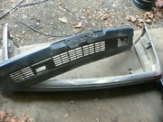 83 Mercedes W126 500 Sel Set Of Front And Rear Euro Bumper Assemblies, In Oregon