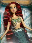 Ariel Doll Figure Toy Disney Princess Character Limited Edition Brand New Japan