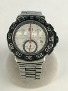 Secondhand Tagheuer Tagheuer/tag Heuer/quartz Watch/analog/stainless/slv/slv