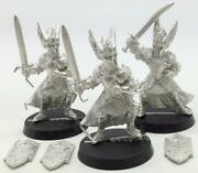 Games Workshop Lotr Mini Metal Knights Of Dol Amroth Collection 7 Nm