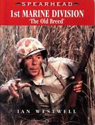 Ian Allan Pub Historical Book 1st Marine Division - 'the Old Breed' Vg+