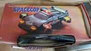 Vintage Spacecop Light Up Police Car Trans Am Space Cop New See Photos