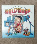 Hollyboop Betty Boop 16 Month Calendar 1990 Sealed New Old Stock
