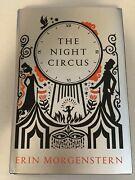 New Illumicrate Special Edition The Night Circus By Erin Morgenstern Signed