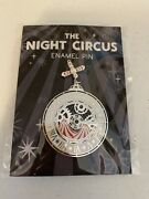 New Illumicrate Exclusive The Night Circus Enamel Pin Erin Morgenstern