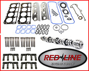 Vvt Non Mds Camshaft And Lifters Install Kit For 2009-2015 Dodge Ram 5.7l Hemi
