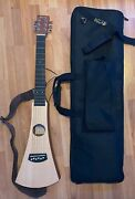 Martin 11gbpc Steel String Backpacker Travel Guitar With Bag