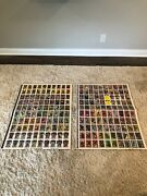 Gijoe Very Rare 1991 Uncut Proof Sheets Impel Trading Card Complete Set Rare