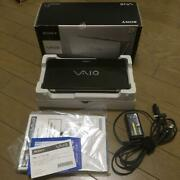 Sony Vaio Vgn-p70h/g Ultra Small Notebook Pc Used Fom Japan