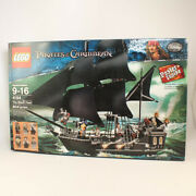 Lego Pirates Of The Caribbean Set -the Black Pearl 4184804 Piecesunopened