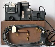 Coreco Bucky Model 300 1940's Medical 828 Film Camera W Case And Relay Box Working