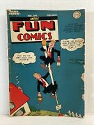More Fun Comics 102 2nd Appearance Of Superboy 1945 Dc