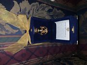 Vintage Gold Imperial Collection Faberge Egg Collectible