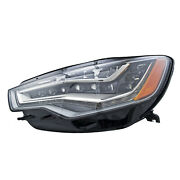 Aftermarket Replacement Driver Side Headlight Lens Housing Led 114-59570