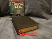 Nkjv New King James Version Thompson Chain Reference Bible Verse By Verse
