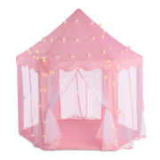 Kids Play Tent Children Kids Girls Princess Castle Play Tent For Outdoor And