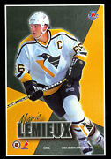 1995 Pro Mag Mario Lemieux 92 Mint Test Proof 28 Made Rarer 1966-67 Topps Test