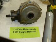 2009 Polaris Rzr S 800 Rear Diff Differential Pig Gears Final Drive Spicer