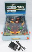 Tomy Astro Shooter - Table Top Pinball Game Electric Vintage Works