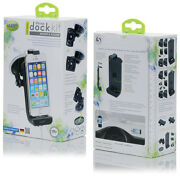 Igrip Dock Kit Stable/active Iphone 5c, 5s, 5, 4, 4s 3, 0.1oz, 3gs, Ipod Touch