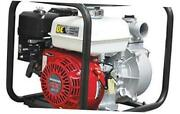 Wp-2065hl 2 Water Transfer Pump, 6.5 Hp, 158 Gpm