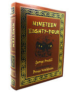 George Orwell Nineteen Eighty-four - 1984 1st Edition 1st Printing