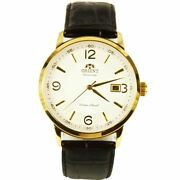 Buy Orient Automatic Leather Band Mens Analog Watches Fer27004w Er27004w