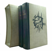 Victor Hugo Les Miserables In Two Volumes Folio Press 1st Edition 1st Printing
