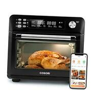 Air Fryer Toaster Combo 26.4qt 12 Functions Large Countertop Oven, Dehydrator