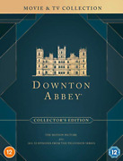 Downton Abbey Movie And Tv Collection Uk Import Dvd [region 2] New