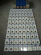 80 Coin Presidential Dollar Set Ngc Ms66 To Ms68 Registry Set 12 2007 - 2020