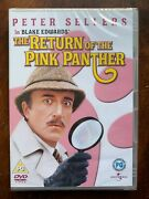 Return Of The Pink Panther Dvd 1975 Peter Sellers Comedy Movie Classic Bnib