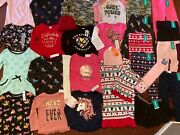 New Huge Girls Size 2t Clothing Lot Fall And Winter Name Brand Nwt