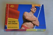 2007 Royal Australian Mint Six Coin Proof Set - Year Of The Surf Lifesaver