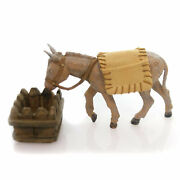 Fontanini Mary's Donkey Plastic 5 In Collection Nativity 54020