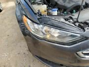 Passenger Headlight Halogen With Led Accent Fits 17-18 Fusion 989724