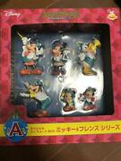 Disney Mickey And Friends Special Complete Box Christmas Ornaments Set Of 6 2019