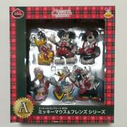 Disney Mickey And Friends Special Complete Box Christmas Ornaments Set Of 6 2014