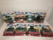 Disney Pixar Cars Lot Of 8 Hot Rod Louise Nash With Flames New For 2021 Dash Pam