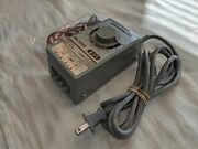 Lgb 5003/110 Transformer With Track Connectors Excellent