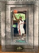 2003-04 Topps Matrix Framed Lebron James Rookie Card Number 111 Very Rare