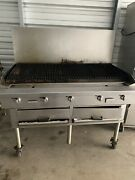 Southbend 60andrdquo Char Grill/charbroiler