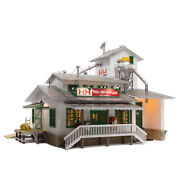 Woodland Scenics O Scale Built-up Building/structure Handh Feed Mill