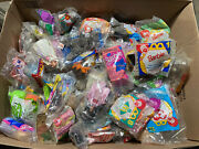 Vintage Mcdonaldand039s Happy Meal Toys Mixed Lot Of 220 Sealed 1990-1995 Toys