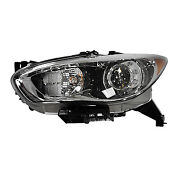 Cpp In2502156oe Front Driver Side Headlight For 2013 Infiniti Jx35