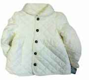 Polo Girls Jacket Kids Quilted Coat Size 2 2t