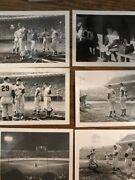 1955 New York Yankees First Visit Japan 47 Photos Acquired At Heritage Auctions