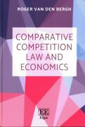 Comparative Competition Law And Economics Hardcover By Van Den Bergh Roger...